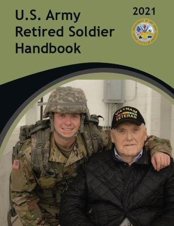 2021 Retired Soldier Handbook