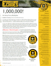 Army Echoes Newsletter