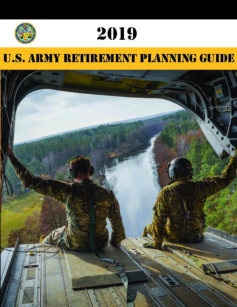 2019 US Army Retirement Planning Guide