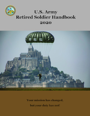 2020 Retired Soldier Handbook
