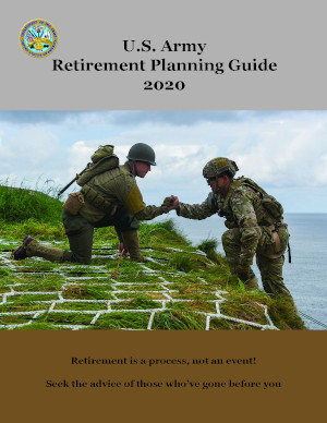 2020 US Army Retirement Planning Guide